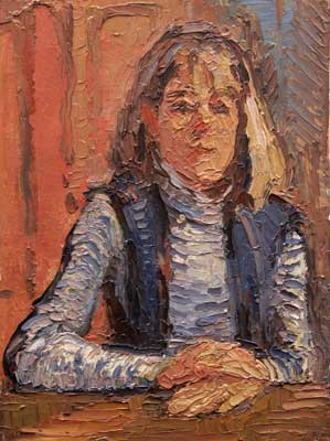 Portrait of Cheri